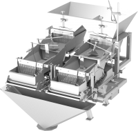 Flow weighers