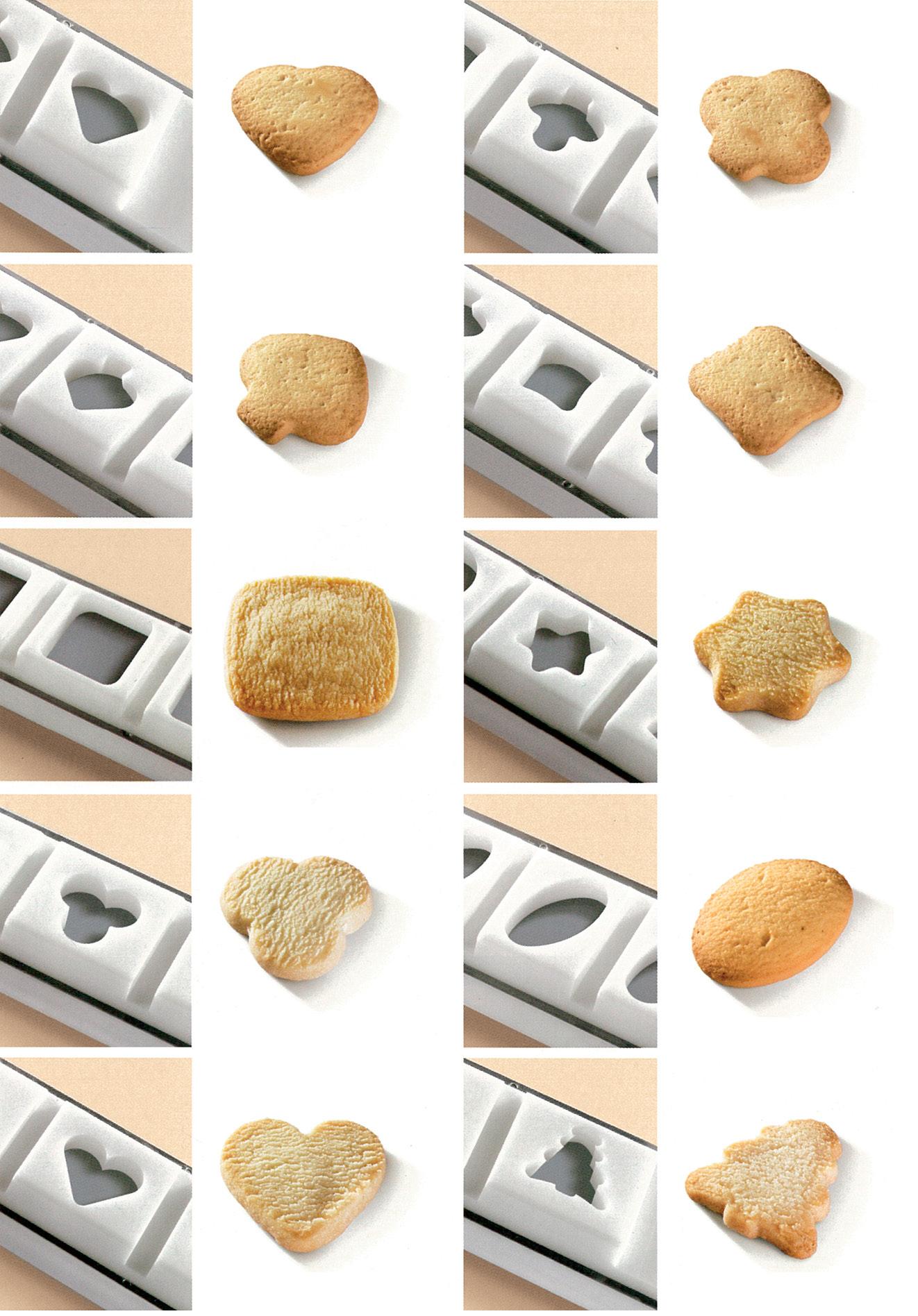 рецептура бисквитного печенья для отсадочной машины