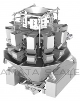 Multihead Weigher AMATA-КАТЕ-210-R