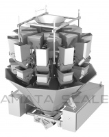 Multihead Weigher AMATA-КАТЕ-210-SR with screw feeding
