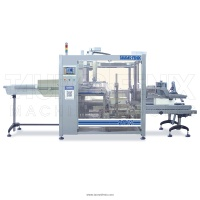 SPM machine (packaging into american cases)