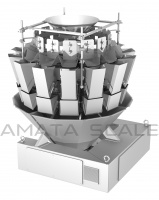 Multihead Weigher AMATA-КАТЕ-214-R